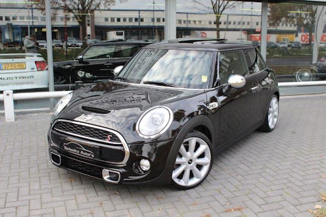 Mini 2.0 Cooper S Chili Full options NAP