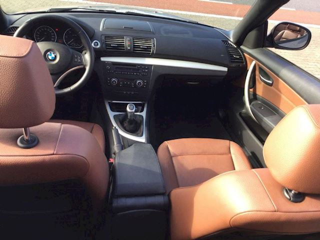 BMW 1-Serie 118d Cabriolet