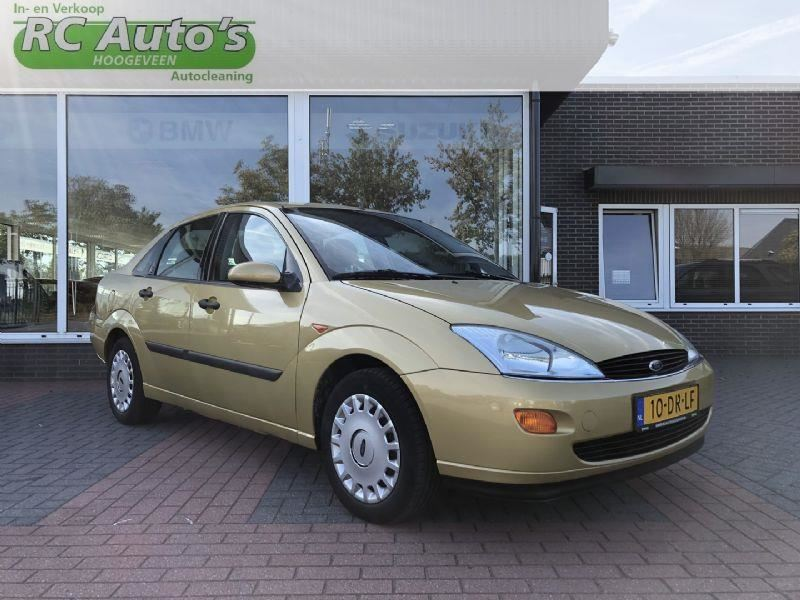 Ford Focus occasion - RC Auto's Hoogeveen