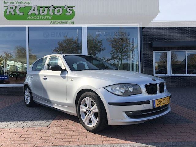 BMW 1-Serie occasion - RC Auto's Hoogeveen