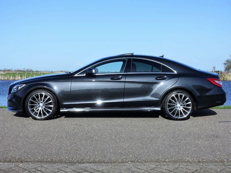 Mercedes-Benz CLS occasion - Wiegermans Uithoorn B.V.