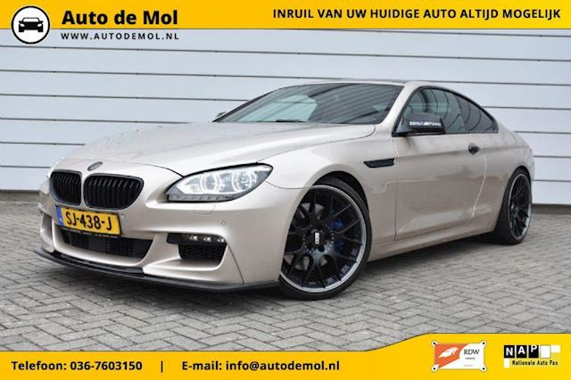 BMW 6-serie 650i High Executive,UNIEK, 520PK,VOLOPTIES!!