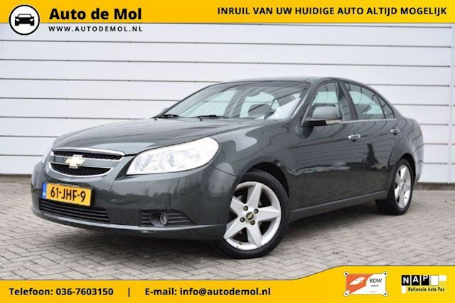 Chevrolet Epica 2.5i Executive Limited Edition,WEINIG KM,AUTOMAAT!