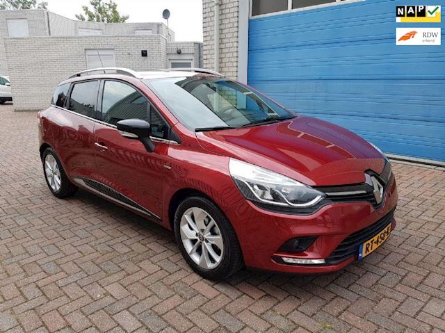Renault Clio Estate 1.5 dCi Eco Limited NAVI-CRUISE-INCL BTW