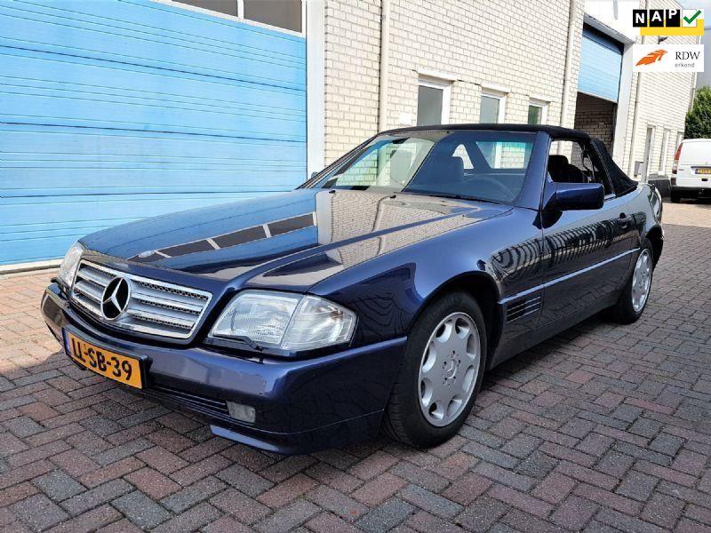 Mercedes-Benz SL-klasse occasion - Verstegen Auto's B.V.
