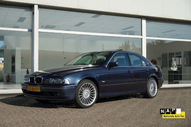 BMW 5-serie occasion - Metselaar Auto's