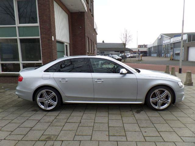 Audi S4 occasion - Enter-Cars
