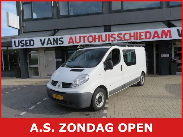 Renault Trafic 2.0 dCi T29 L2H2 DC
