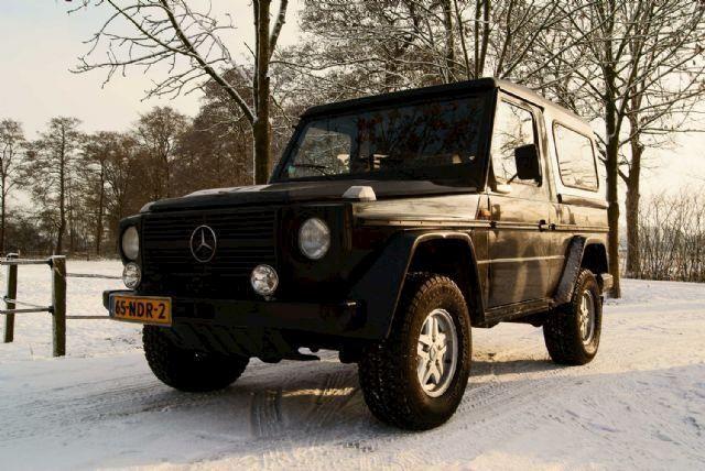 Mercedes-Benz G 300 VERKOCHT occasion - G-Zuna