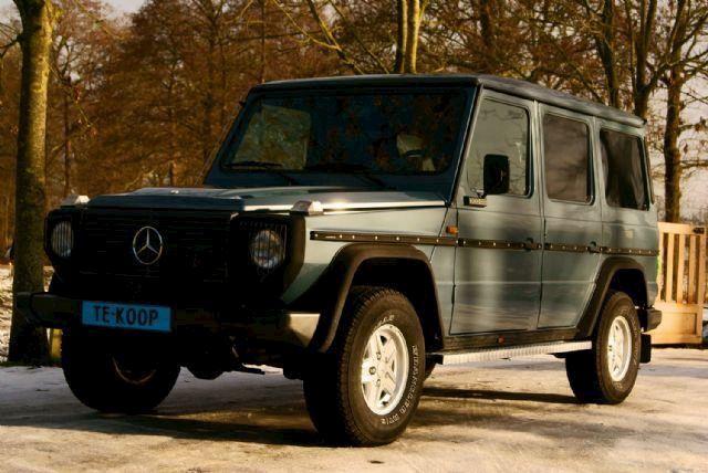 Mercedes-Benz G 300D, AIRCO,AUTOMAAT occasion - G-Zuna