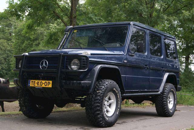 Mercedes-Benz G 300TD VERKOCHT occasion - G-Zuna