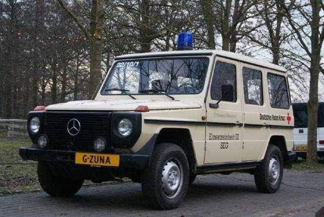 Mercedes Benz G Klasse G Klasse 240 Ambulance Oldtimer Diesel Uit