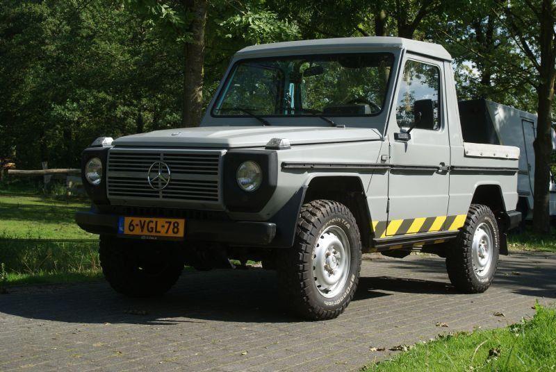 Mercedes-Benz GD 300 Turbo occasion - G-Zuna