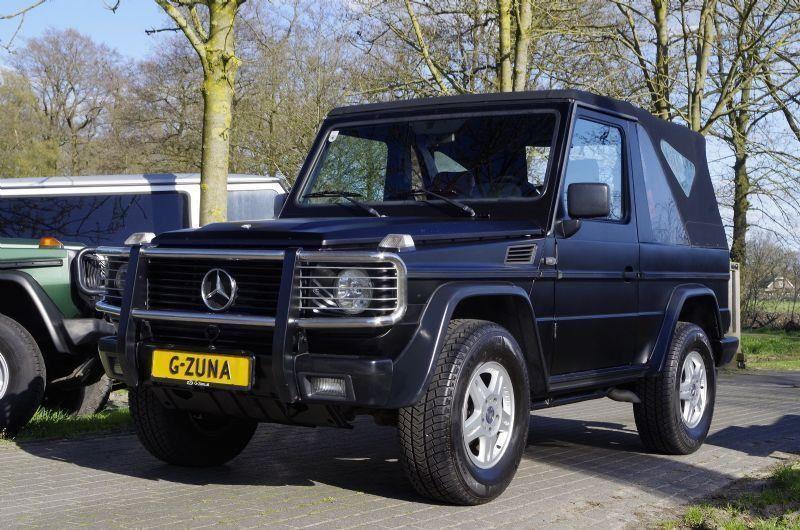 Mercedes-Benz G-klasse occasion - G-Zuna