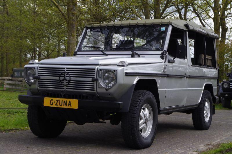 Mercedes-Benz G-klasse GD300 Lange Wolf occasion - G-Zuna