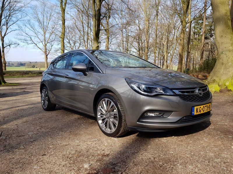 Opel Astra occasion - Garage Kaal & Buunk