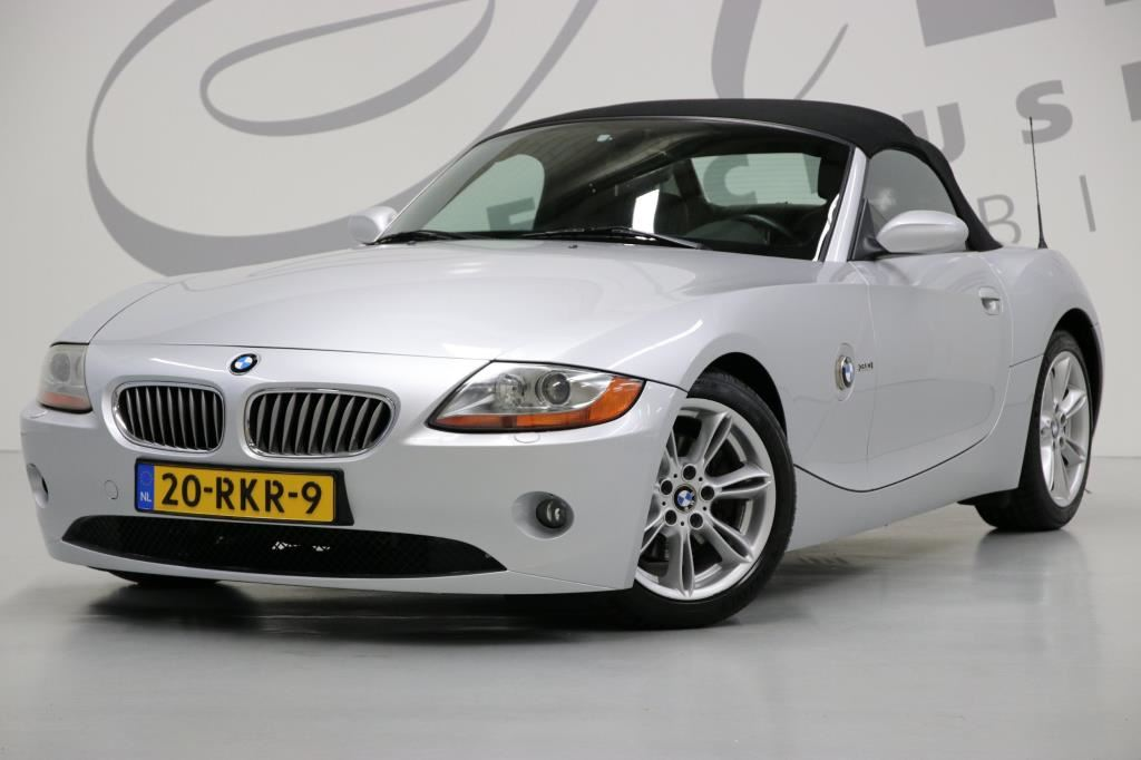 BMW Z4 Roadster occasion - Aeen Exclusieve Automobielen