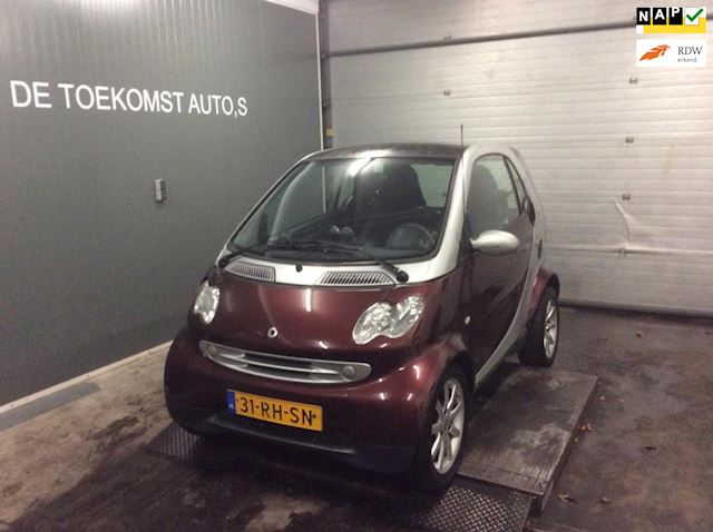 Smart Fortwo coupé 0.7 passion