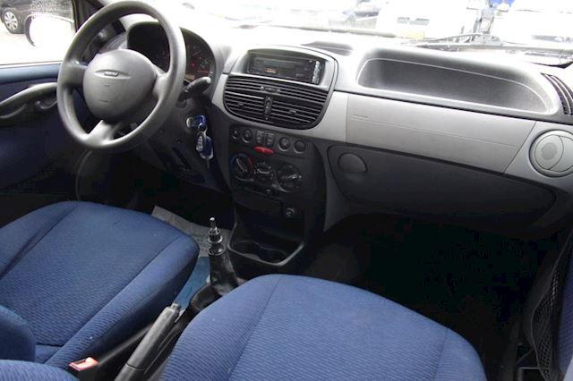 Fiat Punto 1.2-16V ELX NWE APK & NAP