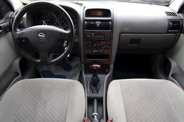 Opel Astra 2.2-16V Elegance NWE APK & NAP
