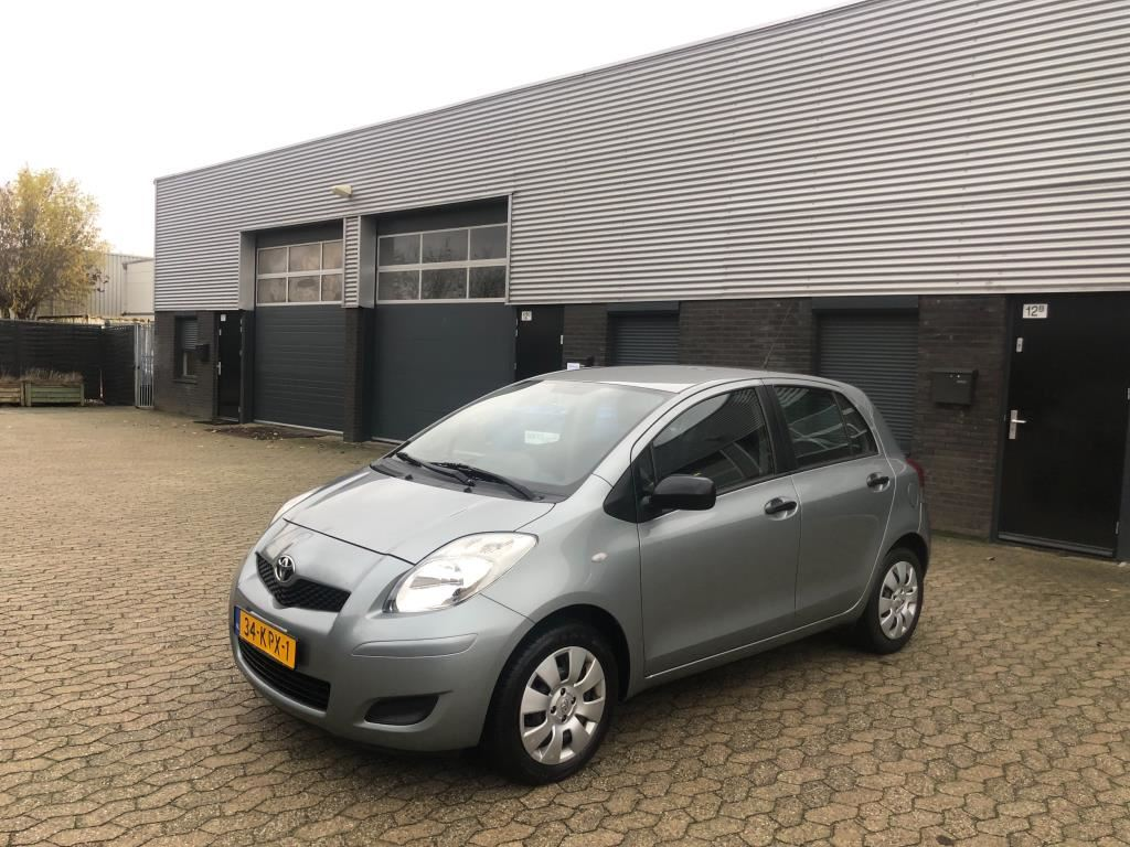 Toyota Yaris occasion - City Cars Breda