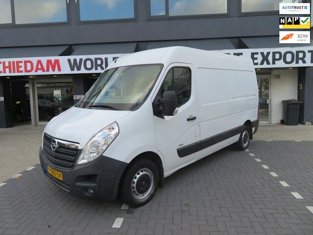 Opel Movano 2.3 CDTI L2H2 MARGE!