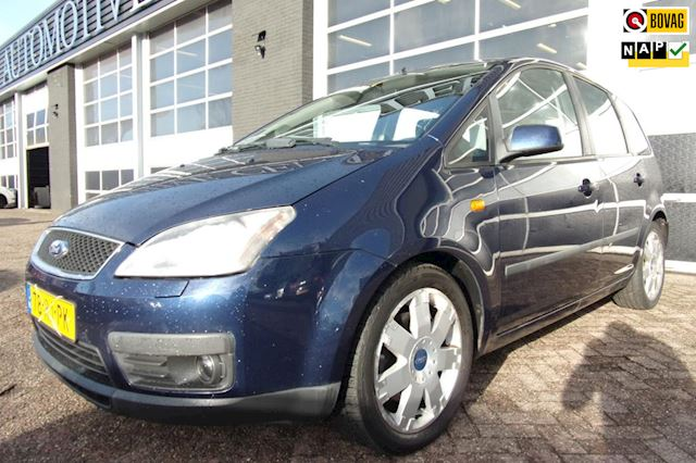 Ford Focus C-Max 2.0 TDCi Trend NWE APK & NAP