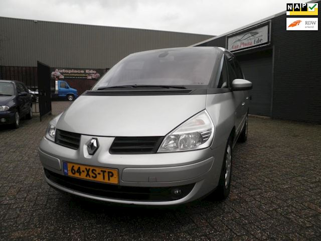 Renault Espace 2.0 Expression Clima Cruise Navi Panorama PDC 6Pers 1STE EIGENAAR