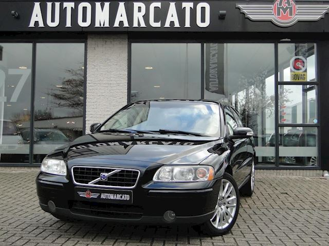 Volvo S60 2.0T Kinetic | Navi | 180 pk | Leder | Clima | Cruise | Trekhaak