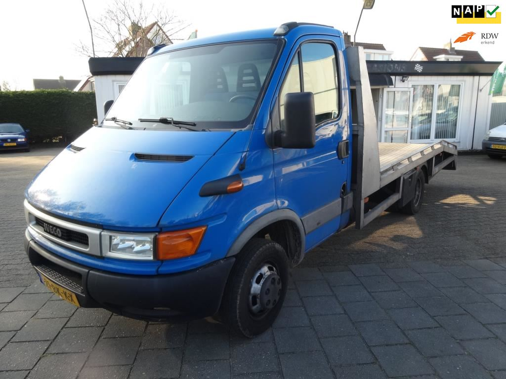 Iveco Daily occasion - Handelsonderneming M.A.C.
