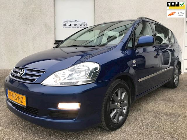 Toyota Avensis Verso 2.0i Linea Sol 7p. Navi Trekhaak 7 persoons