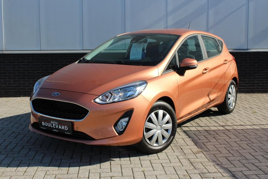 Ford Fiesta occasion - Auto Boulevard Oldenzaal