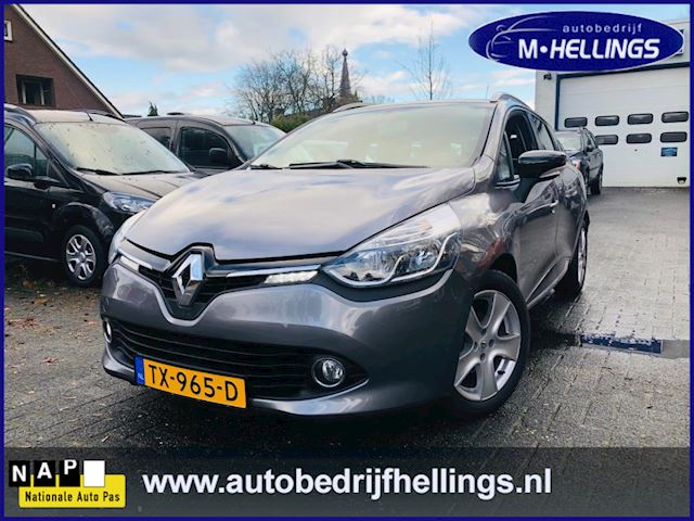 Renault Clio Estate 0.9 TCe Expression 30.000 km compleet met Navi