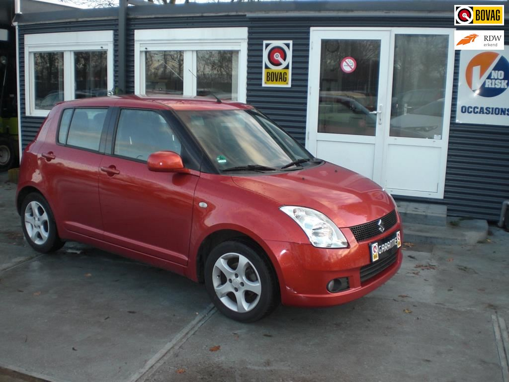 Suzuki Swift occasion - Smeets Auto's