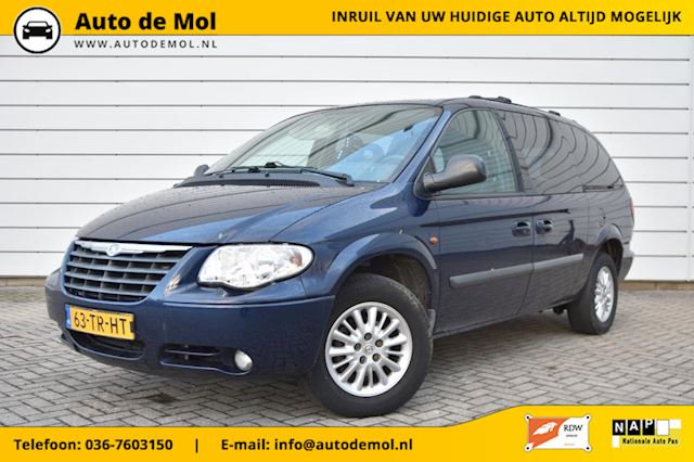 Chrysler Grand Voyager 2.8 CRD SE Luxe airco, 7 persoons