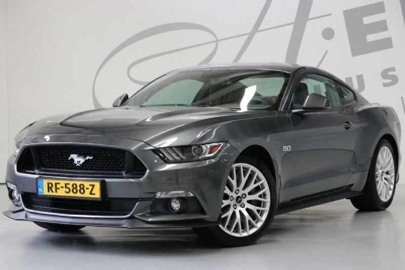 Ford Mustang Fastback occasion - Aeen Exclusieve Automobielen