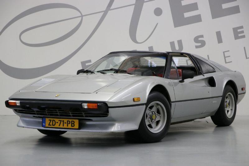 Ferrari 308 GTS occasion - Aeen Exclusieve Automobielen