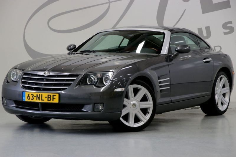 Chrysler Crossfire occasion - Aeen Exclusieve Automobielen