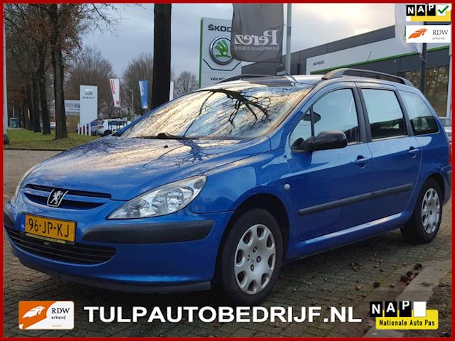 Peugeot 307 Break 1.6-16V XS bj 2002 Airco