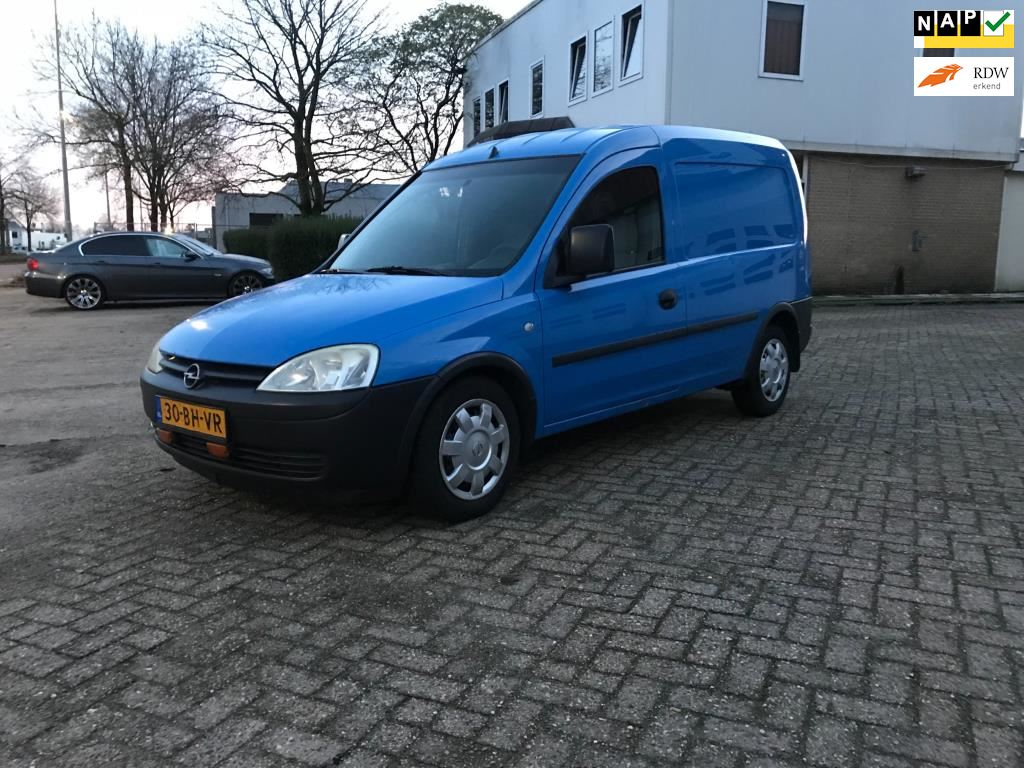 Opel Combo occasion - Second-Cars