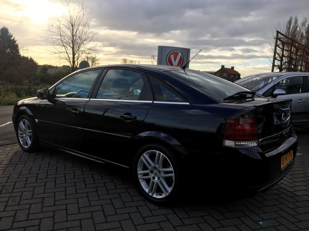 Opel Vectra GTS occasion - Vakgarage Wolters B.V.