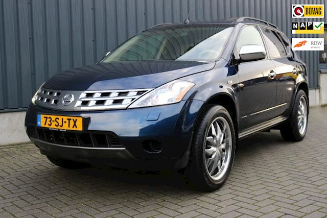 Nissan Murano occasion - VDV Automotive BV
