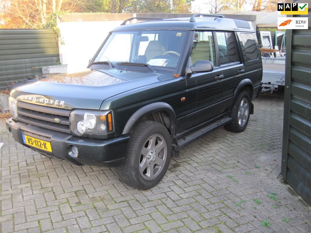 Land Rover Discovery occasion - Emile Lamberts Auto Occasions