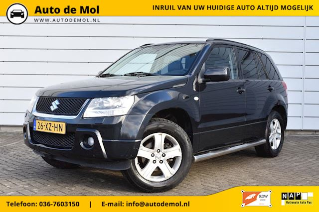 Suzuki Grand Vitara 2.0-16V High Executive LEDER,XENON,AUTOMAAT