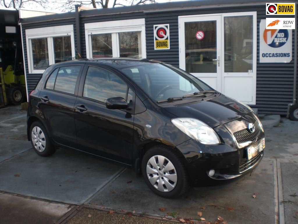 Toyota Yaris occasion - Smeets Auto's