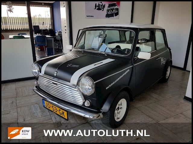 Austin Mini 1000 HLE/ Super audio / Ground Zero