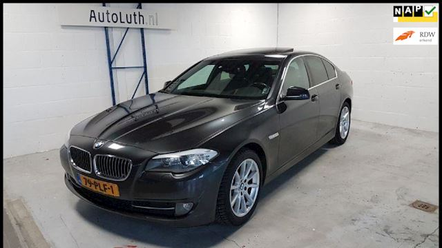 BMW 5-serie occasion - Luth BV