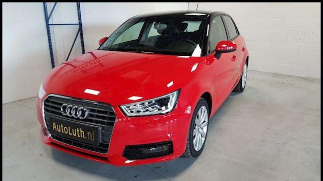 Audi A1 sportback occasion - Luth BV