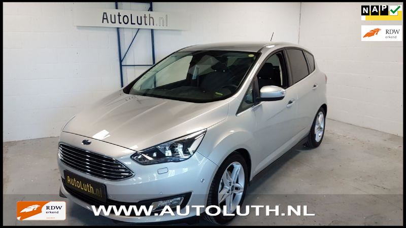 Ford C-MAX occasion - Luth BV