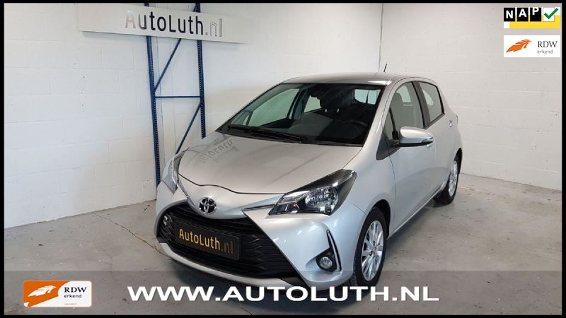 Toyota Yaris occasion - Luth BV